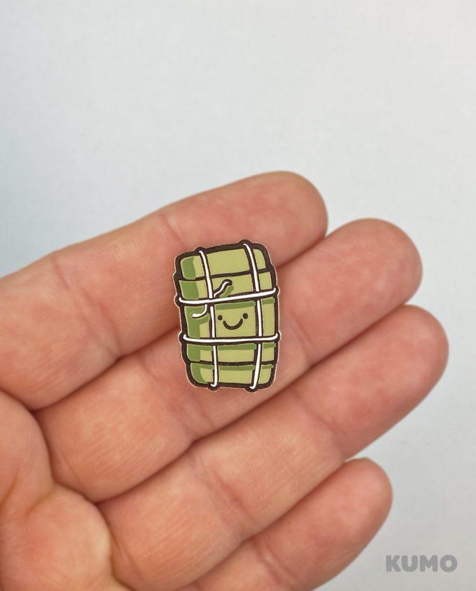 hallaca enamel pins 02