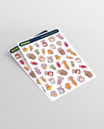 mini stickers big 001